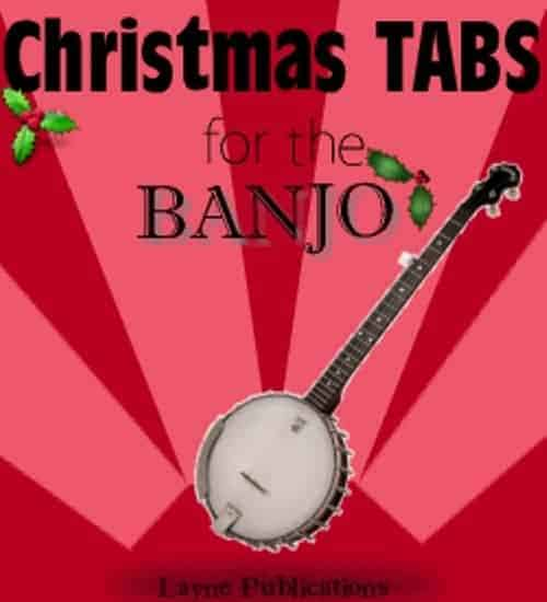 Silent Night Banjo Tab u0026 Jam Track - Layne Publications