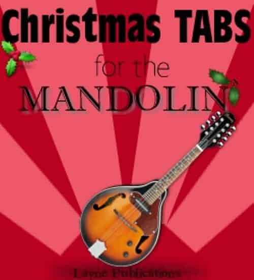 Mandolin mandolin tablature christmas music : Blue Christmas Mandolin Tab & Jam Track - Layne Publications
