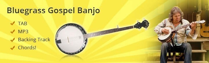 Bluegrass Gospel Banjo